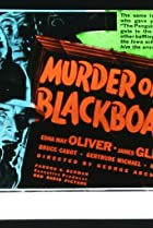 Image of Murder on the Blackboard