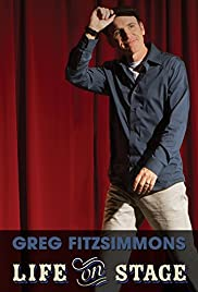 Greg Fitzsimmons: Life on Stage Poster
