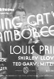 Swing Cat's Jamboree Poster
