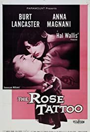 The Rose Tattoo (1955) Poster - Movie Forum, Cast, Reviews