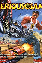 Serious Sam: The First Encounter (2001) Poster - Movie Forum, Cast, Reviews