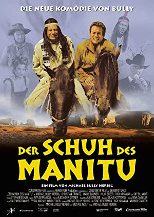 Manitou's Shoe Poster