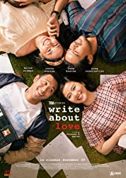 Write About Love (2019) poster