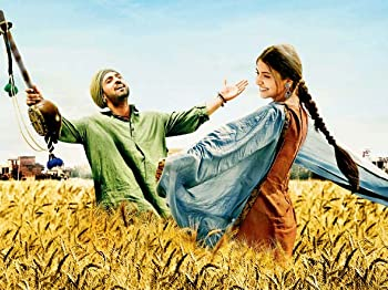 Anushka Sharma and Diljit Dosanjh in Phillauri (2017)