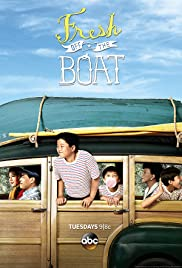 Fresh Off the Boat Poster