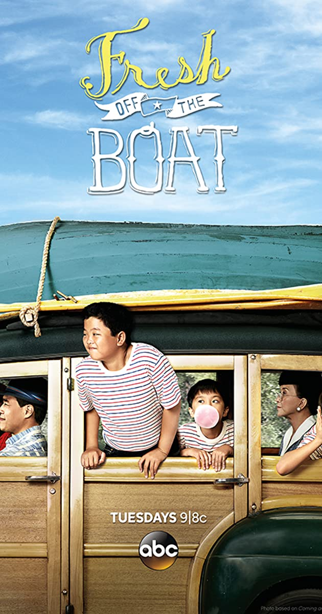 Fresh Off the Boat (TV Series 2015– ) 480p
