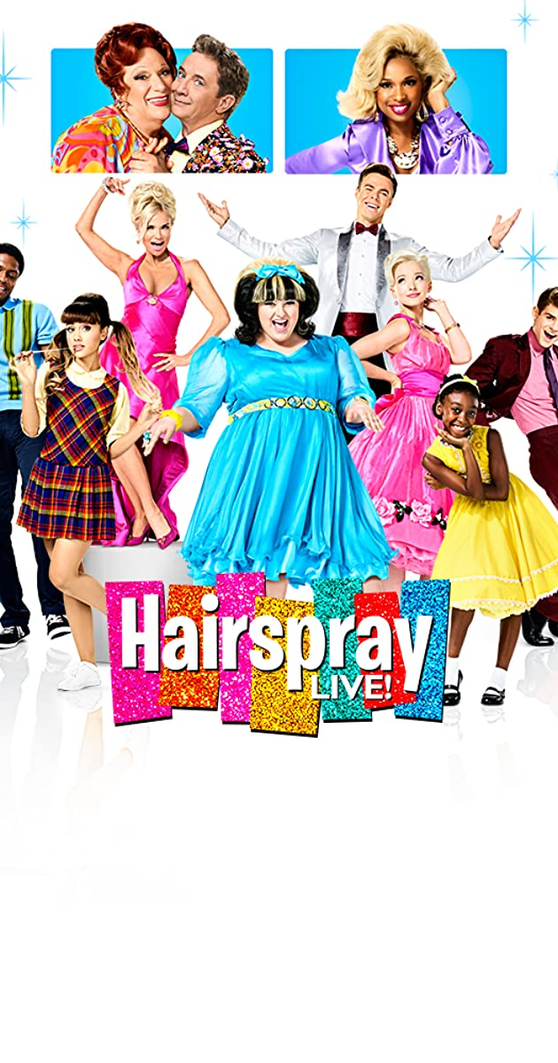 Hairspray Live! (TV Movie 2016) - IMDb