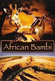 African Bambi Poster