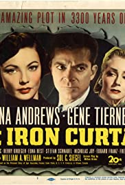 The Iron Curtain Poster