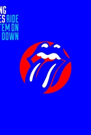The Rolling Stones: Ride 'Em on Down Poster