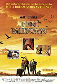 Those Calloways(1965) Poster - Movie Forum, Cast, Reviews