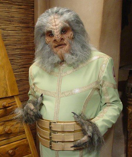 John Cothran as Gralik (Star Trek: Enterprise)