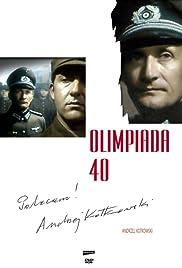 Olimpiada 40 Poster