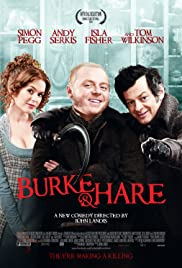 Burke and Hare (2010) Poster - Movie Forum, Cast, Reviews