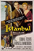 Istanbul (1957) Poster