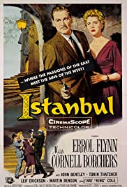 Istanbul (1957) Poster - Movie Forum, Cast, Reviews