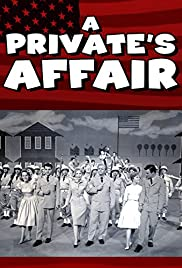 A Private's Affair Poster