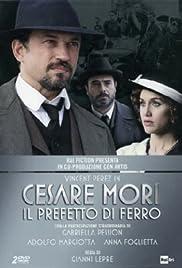 Cesare Mori - Il prefetto di ferro Poster