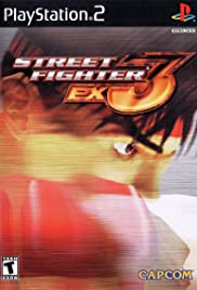 Street Fighter EX3 Poster