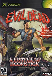Evil Dead: A Fistful of Boomstick (2003) Poster - Movie Forum, Cast, Reviews