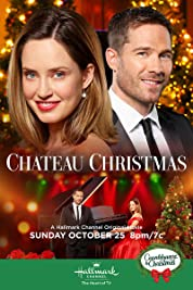 Chateau Christmas (2020) poster