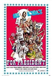Linda Lovelace for President(1975) Poster - Movie Forum, Cast, Reviews