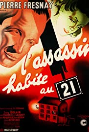 L'assassin habite... au 21 Poster