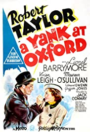 A Yank at Oxford (1938) Poster - Movie Forum, Cast, Reviews