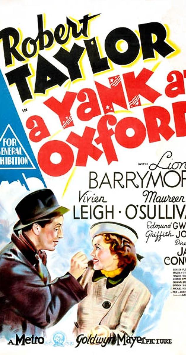 A yank at oxford 1938 imdb ccuart Images