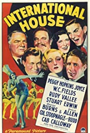 International House(1933) Poster - Movie Forum, Cast, Reviews