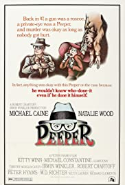 Peeper(1975) Poster - Movie Forum, Cast, Reviews