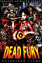 Dead Fury Poster