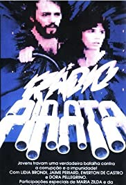 Rádio Pirata Poster
