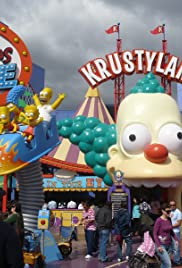 The Simpsons Ride Poster