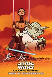 Star Wars: Clone Wars Poster - TV Show Forum, Cast, Reviews