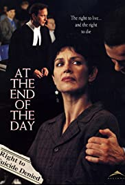 At the End of the Day: The Sue Rodriguez Story Poster