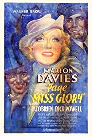 Page Miss Glory (1935) Poster - Movie Forum, Cast, Reviews