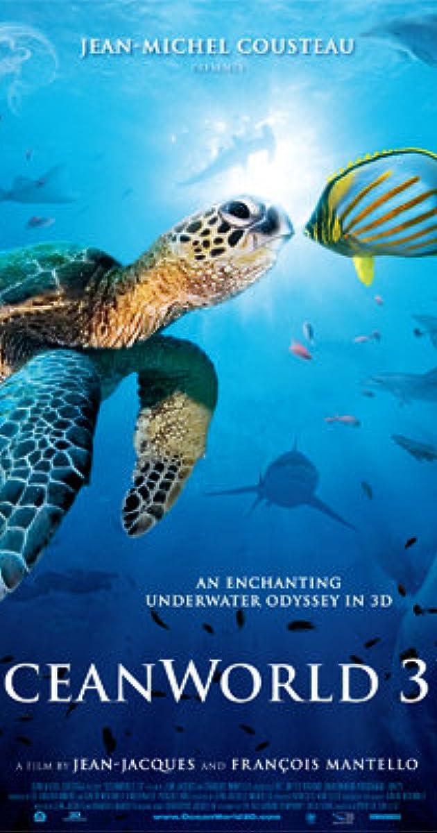 Neregėtas vandenyno pasaulis / OceanWorld 3D (2009) Online