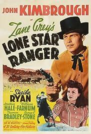 Lone Star Ranger Poster