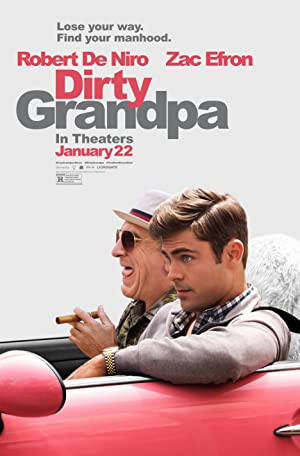 Dirty Grandpa (2016) Download on Vidmate