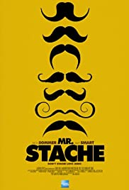 Mr. Stache Poster