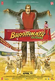 Bhoothnath Returns (2014) Poster - Movie Forum, Cast, Reviews
