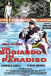 Un bugiardo in paradiso Poster