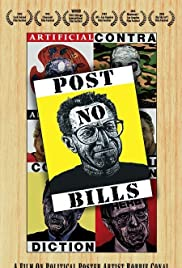 Post No Bills Poster