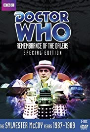 Remembrance of the Daleks: Part One Poster