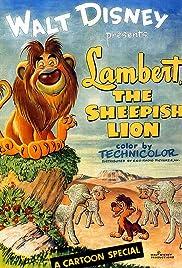 Lambert the Sheepish Lion(1952) Poster - Movie Forum, Cast, Reviews