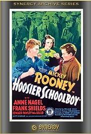 Hoosier Schoolboy Poster