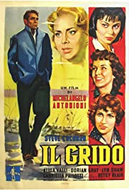 Il Grido(1957) Poster - Movie Forum, Cast, Reviews