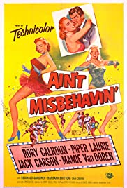 Ain't Misbehavin' Poster