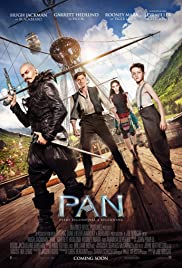 Pan (2015) Poster - Movie Forum, Cast, Reviews